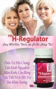 H-Regulator - Liệu pháp an toàn thay thế thảo dược tự nhiên 1