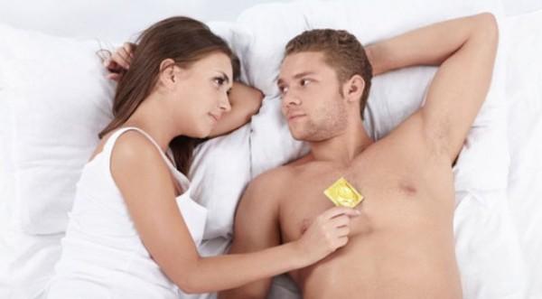 Có quan hệ được khi đến ngày kinh nguyệt? 1