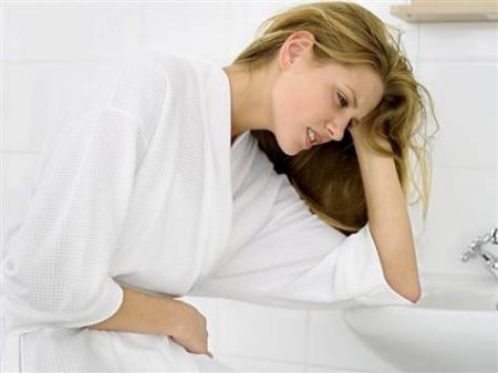 Điều trị đau bụng kinh nguyệt 1