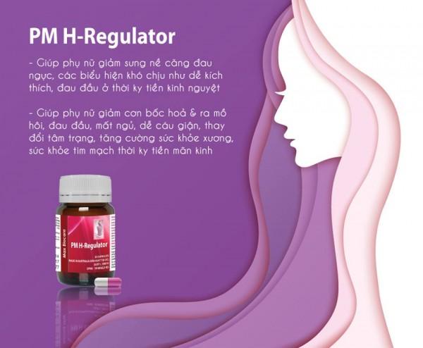 Sử dụng PM Hregulator 1