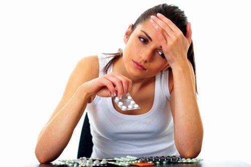 Đau bụng kinh có nên uống thuốc giảm đau? 1