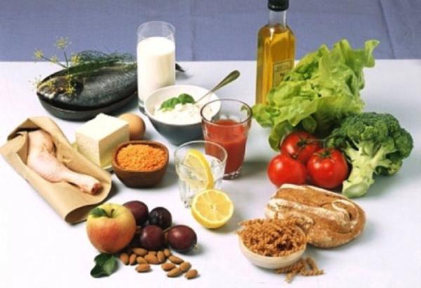 Chế độ ăn uống cần được cải thiện 1