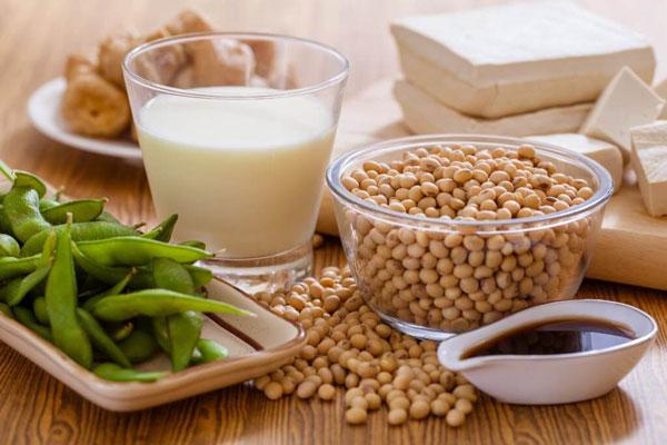 Hạt đậu nành và những chế phẩm từ đậu nành không chỉ có giá trị dinh dưỡng cao mà còn có nhiều ý nghĩa lớn trong y học (Ảnh minh họa)