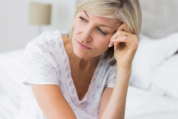 Khó chịu, lo lắng, sợ hãi có phải là dấu hiệu tiền mãn kinh? 1