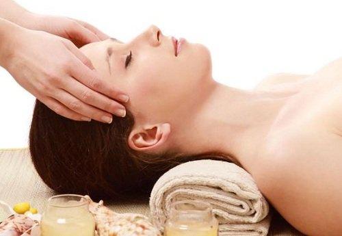 Massage đầu 1