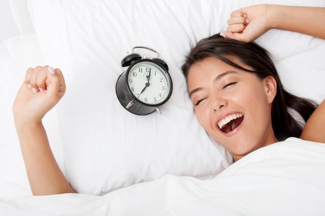 Ngủ đúng giờ và ngon giấc 1