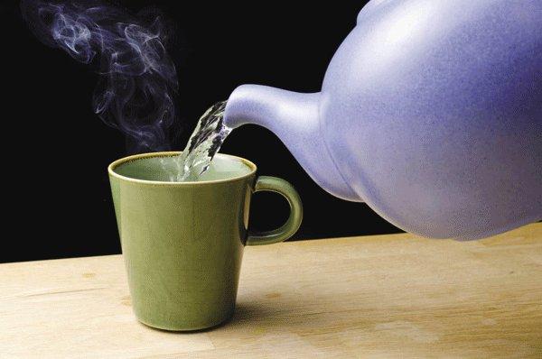 1. Uống nước ấm 1