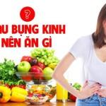 Đau bụng kinh nên ăn gì để giảm đau nhanh nhất?