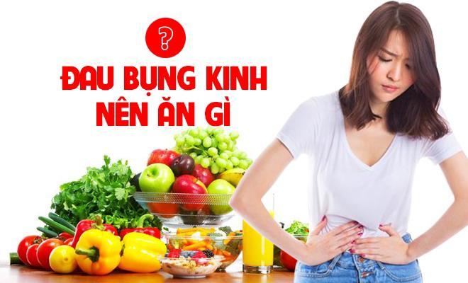 Đau bụng kinh nên ăn gì để giảm đau nhanh nhất? 1