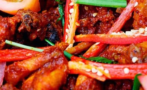 3. Tránh đồ ăn cay nóng 1