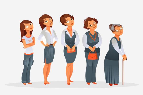 Tuổi mãn kinh của phụ nữ là bao nhiêu? 1