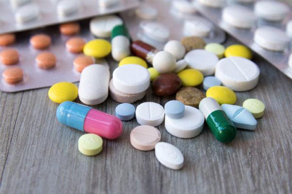 Một số loại thuốc kê đơn 1