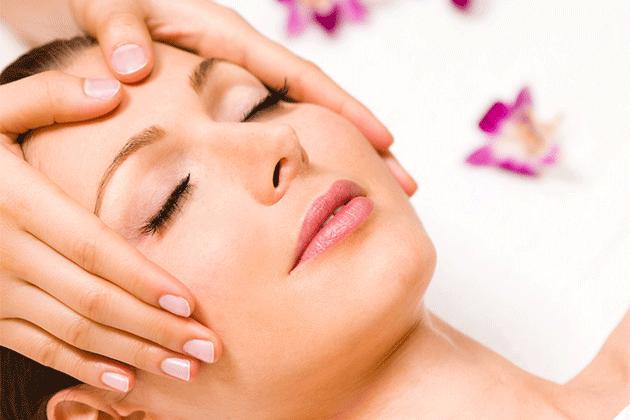 Massage mặt, cổ, vai và da đầu 1