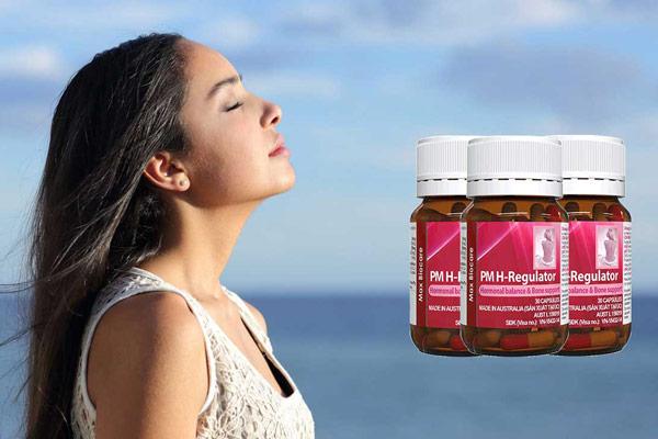 PM-HRegulator – Giải pháp từ thiên nhiên giúp cân bằng hormone, kiểm soát hội chứng tiền kinh nguyệt(PMS) 1
