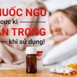 Mất ngủ uống thuốc gì? Nguy hiểm nếu dùng thuốc ngủ không đúng cách