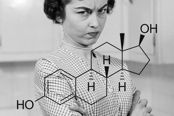 Suy giảm estrogen là nguyên nhân cốt lõi dẫn tới yếu sinh lý nữ (Ảnh minh họa)