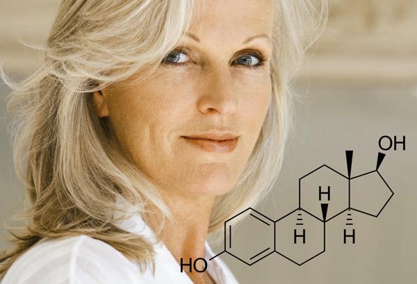 Mất cân bằng hormone là một trong những nguyên nhân gây ra stress tuổi tiền mãn kinh - mãn kinh (Ảnh minh họa)