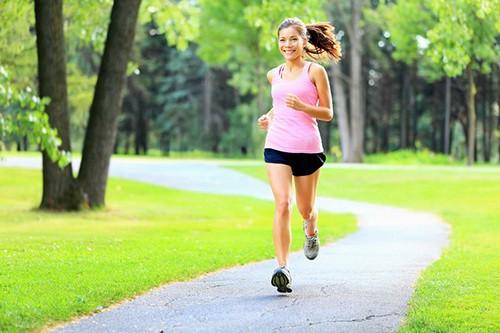 Tập luyện thể dục hàng ngày 1