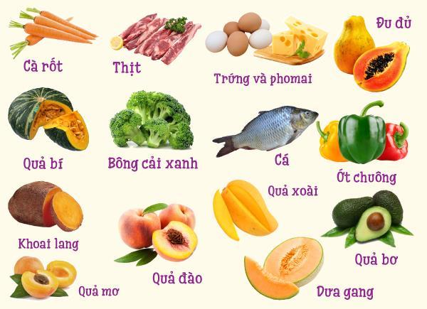 Bổ sung vitamin cần thiết 1