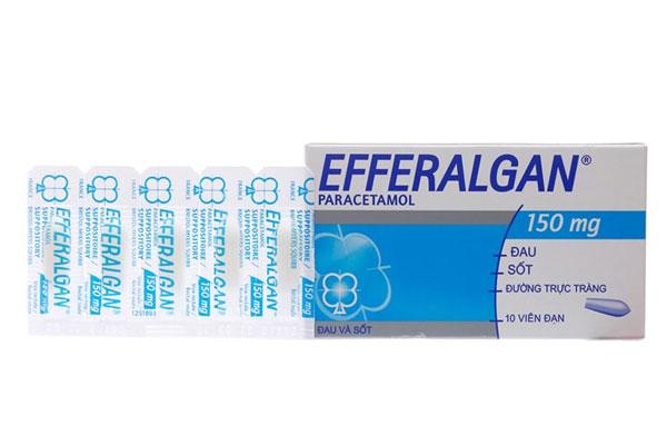 Đau bụng kinh uống Efferalgan có được không? 1