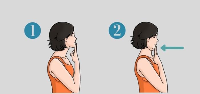 Một số động tác tại bàn giúp giảm đau vai gáy 4